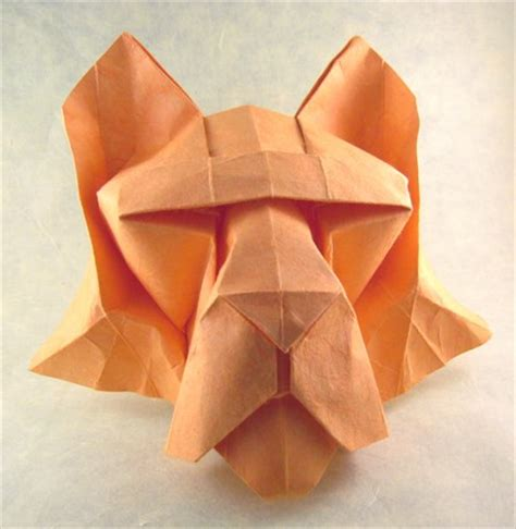 Tiger Origami - origami tigers and leopards page 2 of 2 gilad s