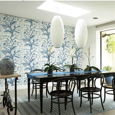 wallpaper designs for dining room dining room wallpaper ideas ideal home