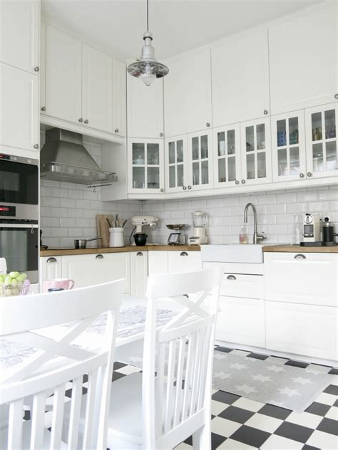Kitchen Cabinets In Ikea by Detaljerna Som G 246 R K 246 Ket Lifestyle And Interior By