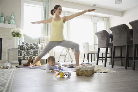 Your Guide To Yoga After Pregnancy