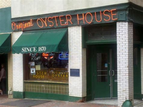 travel treasure the original oyster house framing the