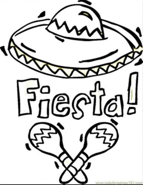 Mexico Coloring Page mexico coloring pages coloring home