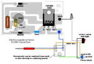 soldering iron schematic diagram get free image about wiring diagram