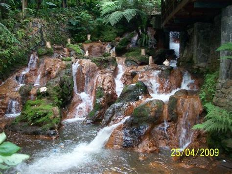 Kalung Daun a small waterfall inside the area picture of kung daun bandung tripadvisor