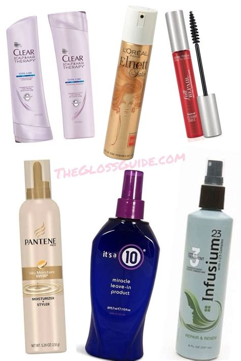 best hair growth product from the drugstore best drugstore hair products theglossguide com fave