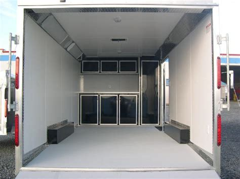 enclosed trailer cabinets accessories enclosed trailer cabinets accessories f48 on cool home