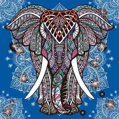 imagenes de mandalas de la india dise 241 os de elefantes hind 250 es en mandalas significado y