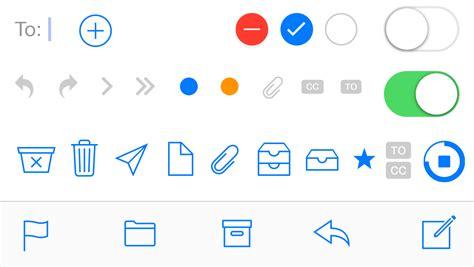 Softcase Icon Line For Iphone 5 free ios 7 illustrator vector ui kit mercury intermedia