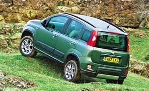 Fiat Panda 4x4 Tyres Fiat Panda 4x4 Review By Martin The Big Boys May