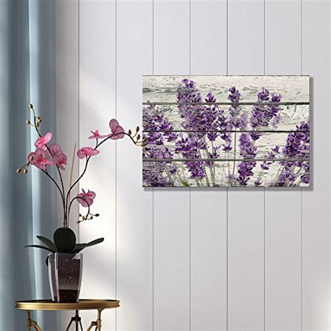 vintage style wall stickers flower in modern living room wall26 rustic home decor canvas wall art retro style