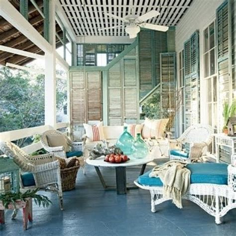 themed patio decor 39 cool sea and inspired patios digsdigs