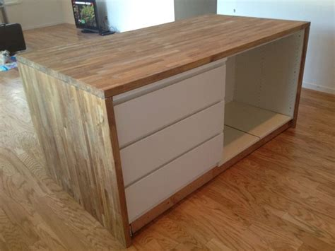 2x4 kitchen cabinets 25 best ideas about ikea island hack on