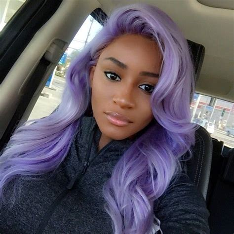 black women with purple colour in their hair 25 best ideas about light purple hair on pinterest