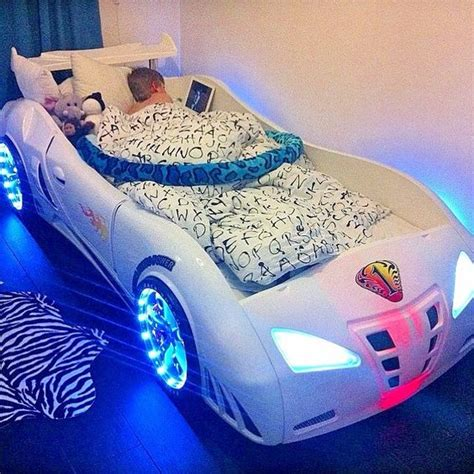 kid car bed wonderful kids dream bedrooms that will blow your mind