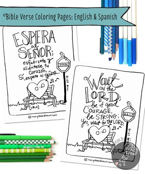 bible verse coloring pages in spanish free bible verse coloring pages english and spanish