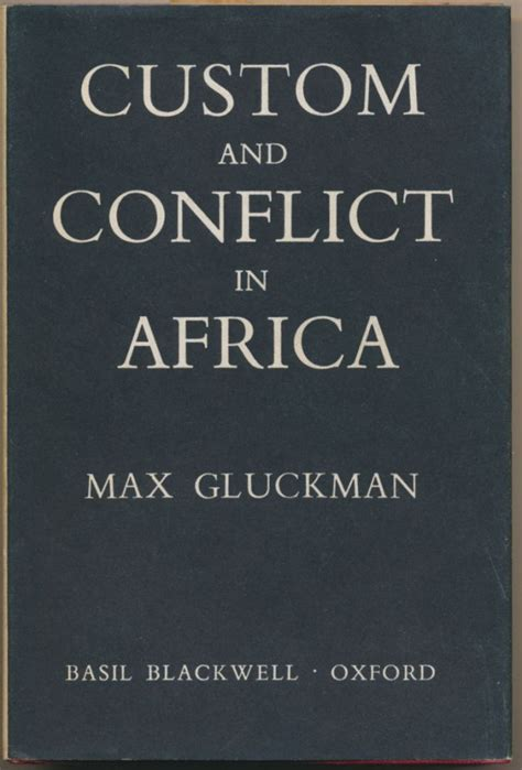 modern science and materialism classic reprint books custom and conflict in africa max gluckman reprint
