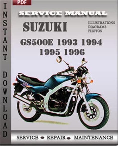 service manuals schematics 1993 suzuki sj auto manual suzuki gs500e 1994 1995 factory manual download global service manuals