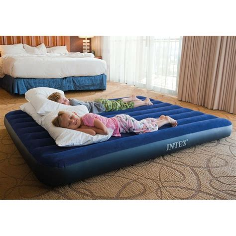 airbed mattress bed air waterproof guest cing size sleeper 78257315468 ebay