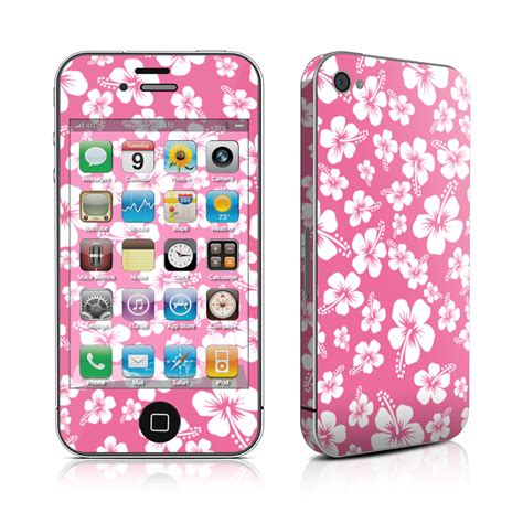Istyles Sleeves For Ipods Iphones Or Treos by Aloha Pink Iphone 4 Skin Covers Iphone 4s For Custom