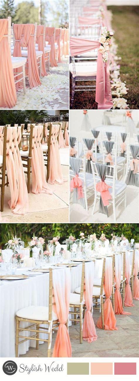 50  Great Ways to Decorate Your Weddding Chair   Wedding