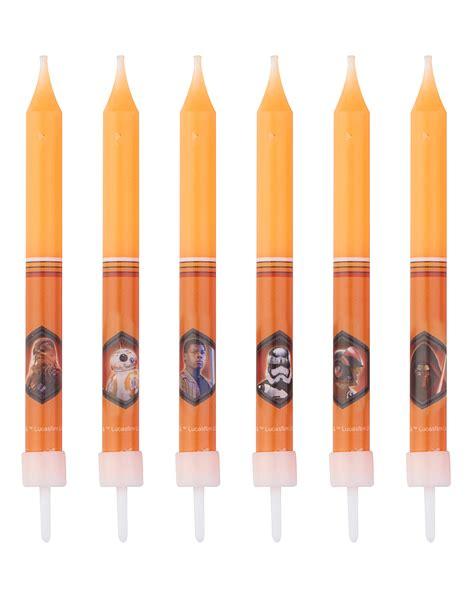 negozi di candele 8 candele di compleanno wars su vegaooparty negozio