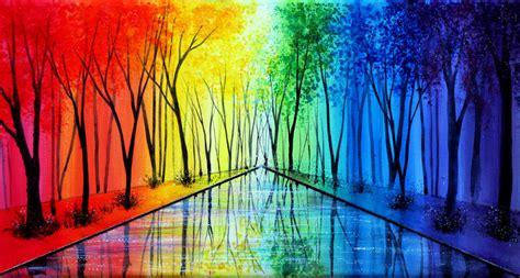 painting rainbow into the rainbow by annmariebone on deviantart
