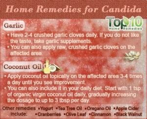 home remedies for yeast infection top 10 home remedies