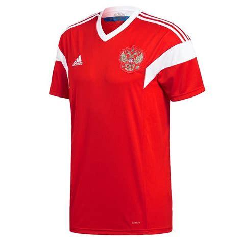 T Shirt Logo Rusa adidas russia home shirt 2018 russian home kit 2018
