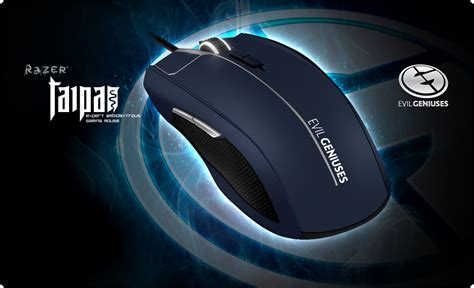 Genius Does Away With Scroll Wheel In New Mouse by Razer Taipan Esports Edition Evil Geniuses Gaming