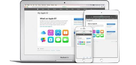 membuat akun icloud di iphone cara membuat akun apple id dari web tanpa iphone macpoin