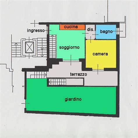 planimetria giardino planimetria casa con giardino vendita casa indipendente