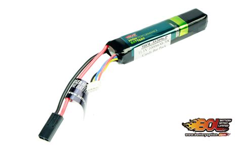 G P 11 1v 1200mah 30c Lipobattery For Ak Series new 30c lipo battery line from bol popular airsoft