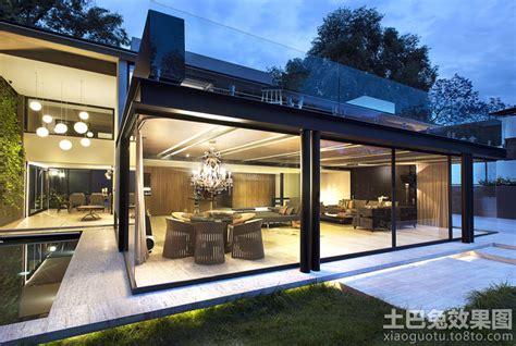 home design story expansion 现代豪华别墅外观设计效果图 土巴兔装修效果图