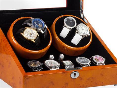 Wurzelholz Lackieren Anleitung by Richtenburg Uhrenbeweger R70100 Wurzelholz Gerner Uhren Shop