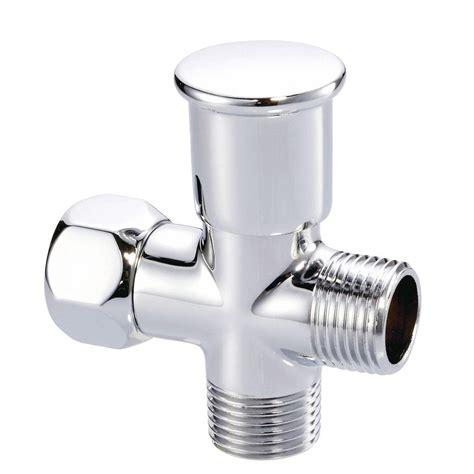 Shower Arm Diverter by Danze Push Pull Shower Arm Diverter In Chrome D481350