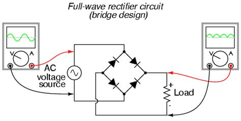 how to measure a rectifier diode lessons in electric circuits volume iii semiconductors chapter 3