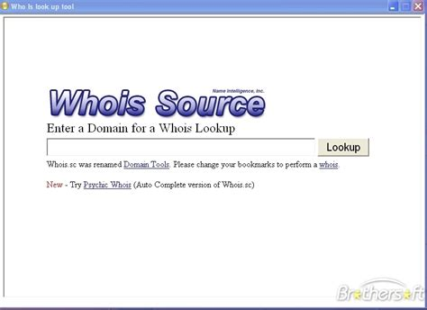 Whois Ip Address Search Free Whois Lookup Tool Whois Lookup Tool 3 0
