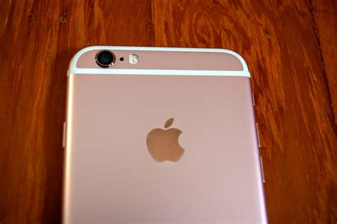 gold iphone 6s unboxing photos