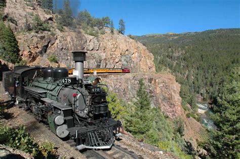 official durango silverton narrow gauge railroad train durango silverton narrow gauge railroad named one of
