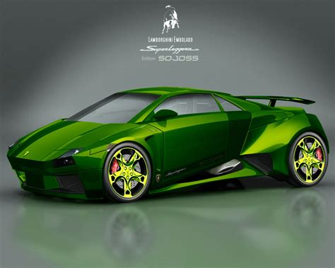 The Car Lamborghini by World Of Cars Lamborghini Embolado