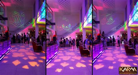 themed party lights karma event lighting for weddings and special events