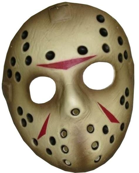 Mens Home Decor by Jason Hockey Mask Masks