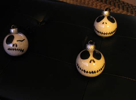The Nightmare Before Ornaments - the nightmare before ornaments by pineconegurl