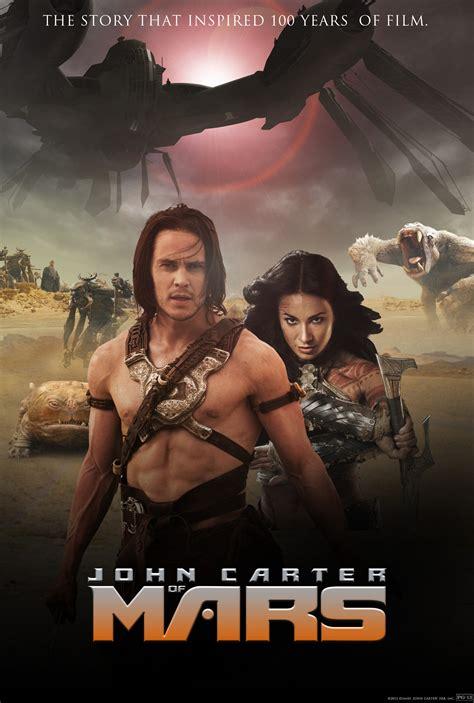 film disney mars 2 new john carter posters collider