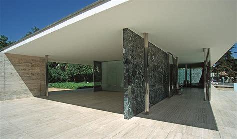 pavillon mies der rohe barcelona pavilion