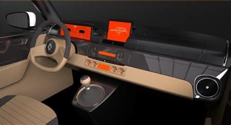interni renault 4 nuova renault r4 2014 render di david obendorfer auto