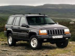 jeep grand limited uk spec zj 1996 98