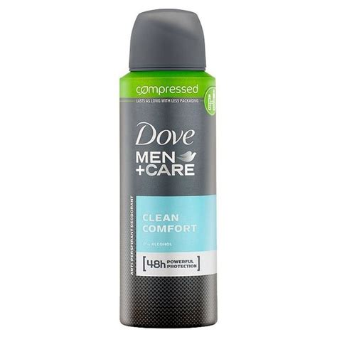 dove men clean comfort deodorant dove men care clean comfort spray compressed anti