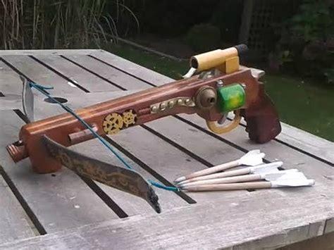 homemade pistol crossbow tutorial    hand