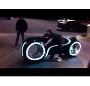 Tron The Light Bike First Luxury Bikes In India  Auto Industry